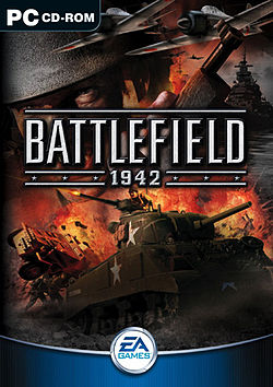 Clic en la imagen para ver su versión completa.  Nombre: 250px-Battlefield_1942_Box_Art.jpg Visitas: 178 Tamaño: 31.4 KB ID: 689